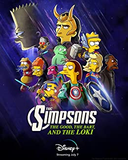 The Good The Bart And The Loki (2021) WEB-DL